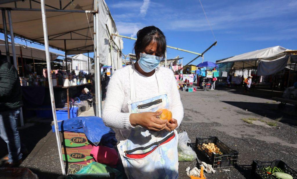 FOTOGALERÍA Reapertura mercado de Palmillas