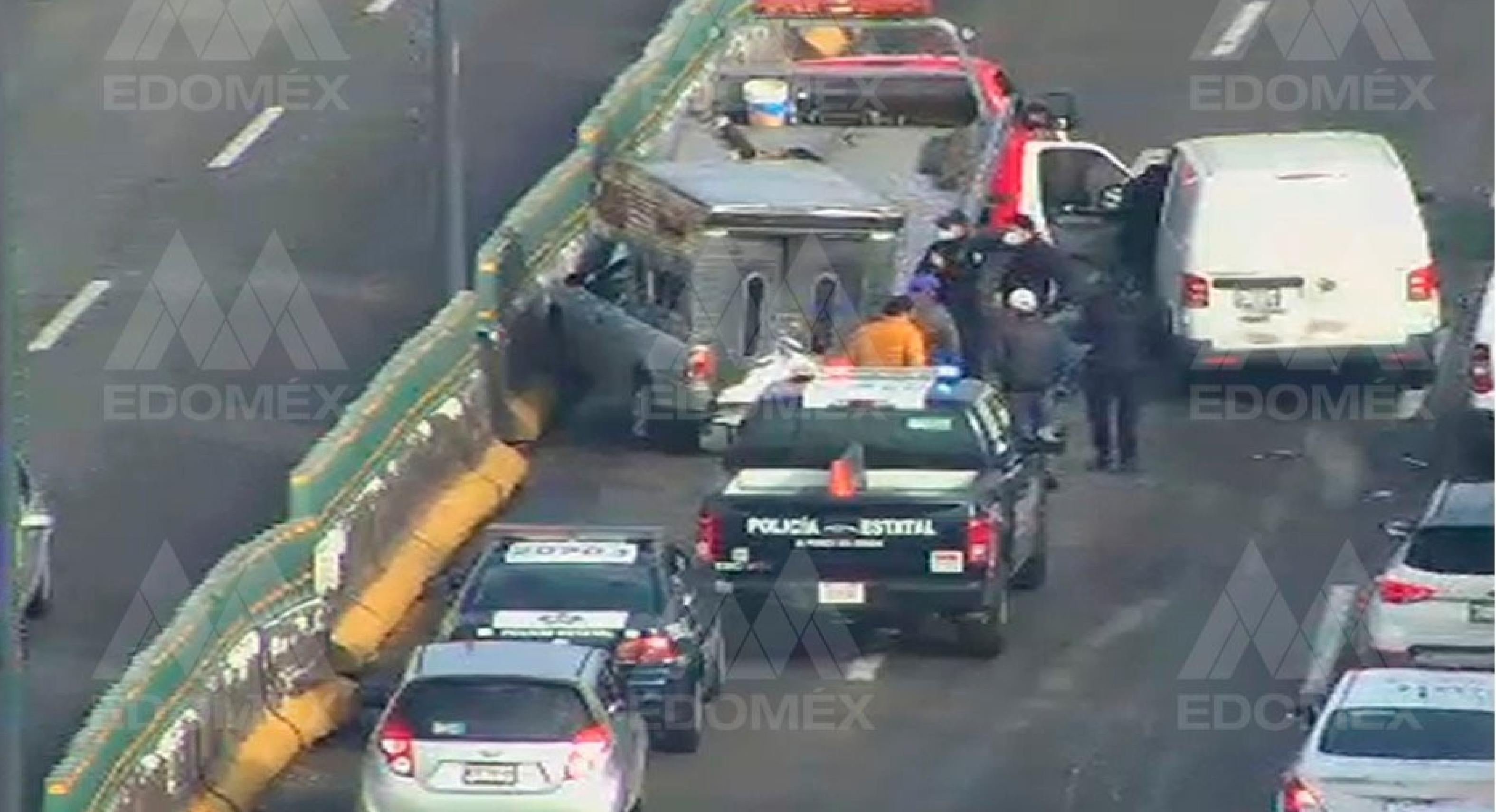 Fuerte colisión en Paseo Tollocan FOTOGALERÍA2