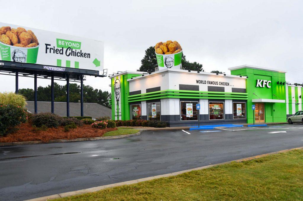 KFC ahora venderá pollo frito vegetariano