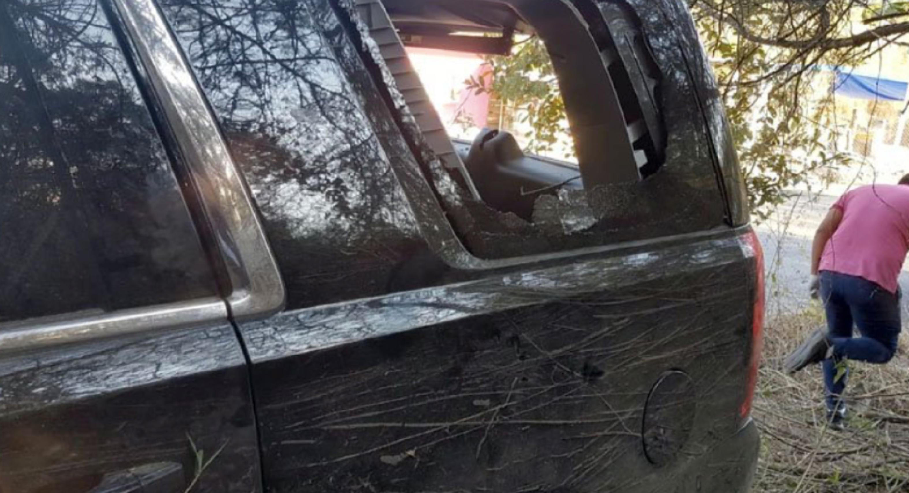 Agentes de la Fiscalía del EDOMEX sufren nuevo ataque en Ixtapan de la Sal