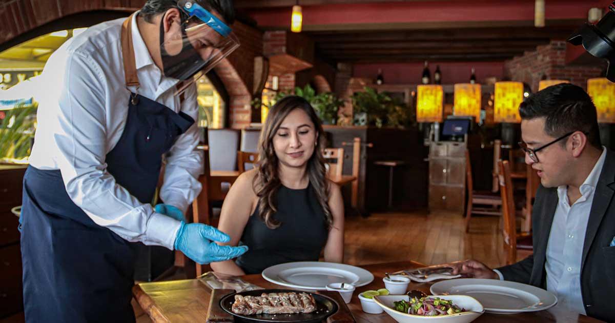Restaurantes EdoMex listos para reapertura
