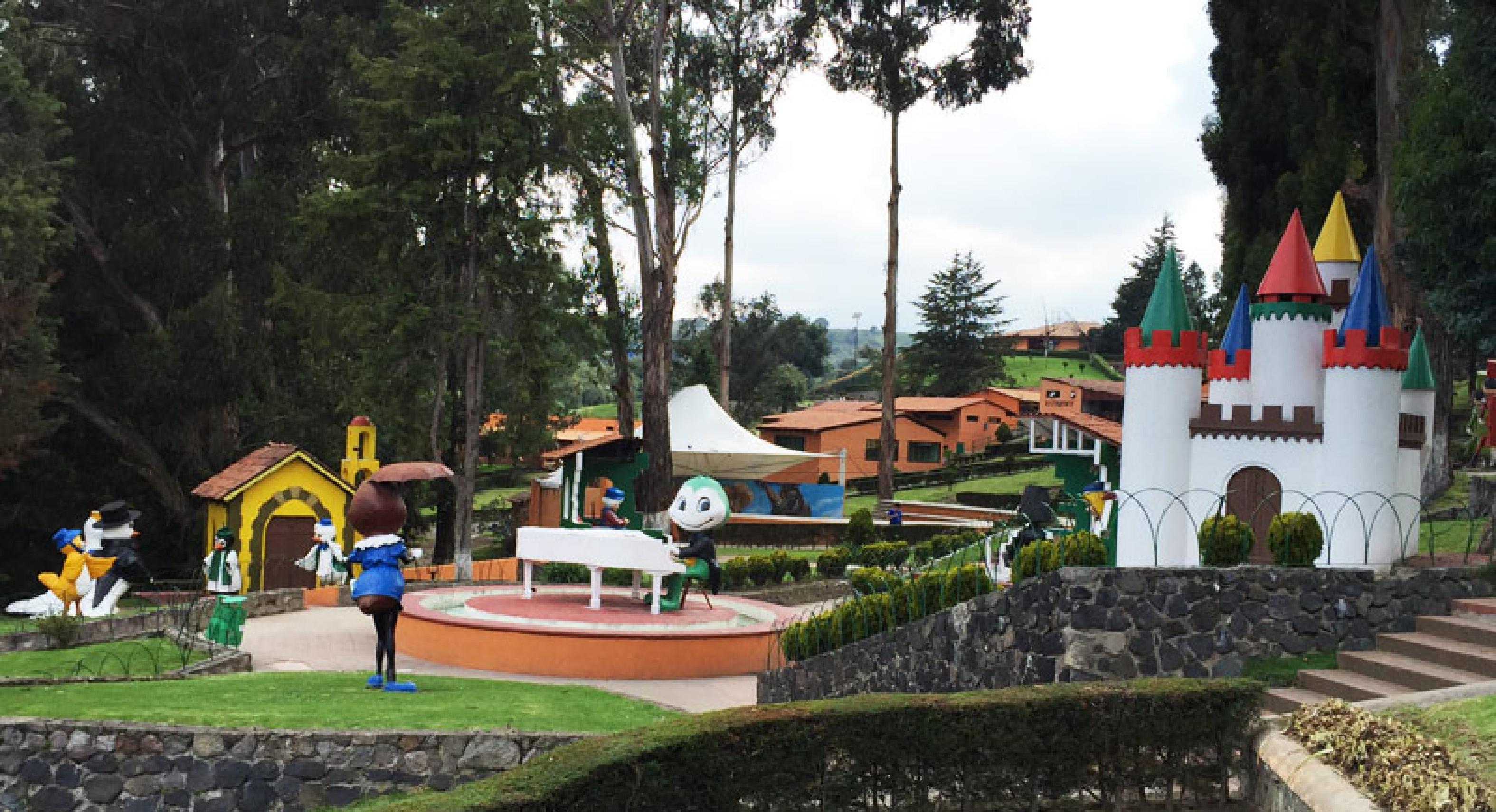 Visita el Zoológico de Zacango en la nueva normalidad