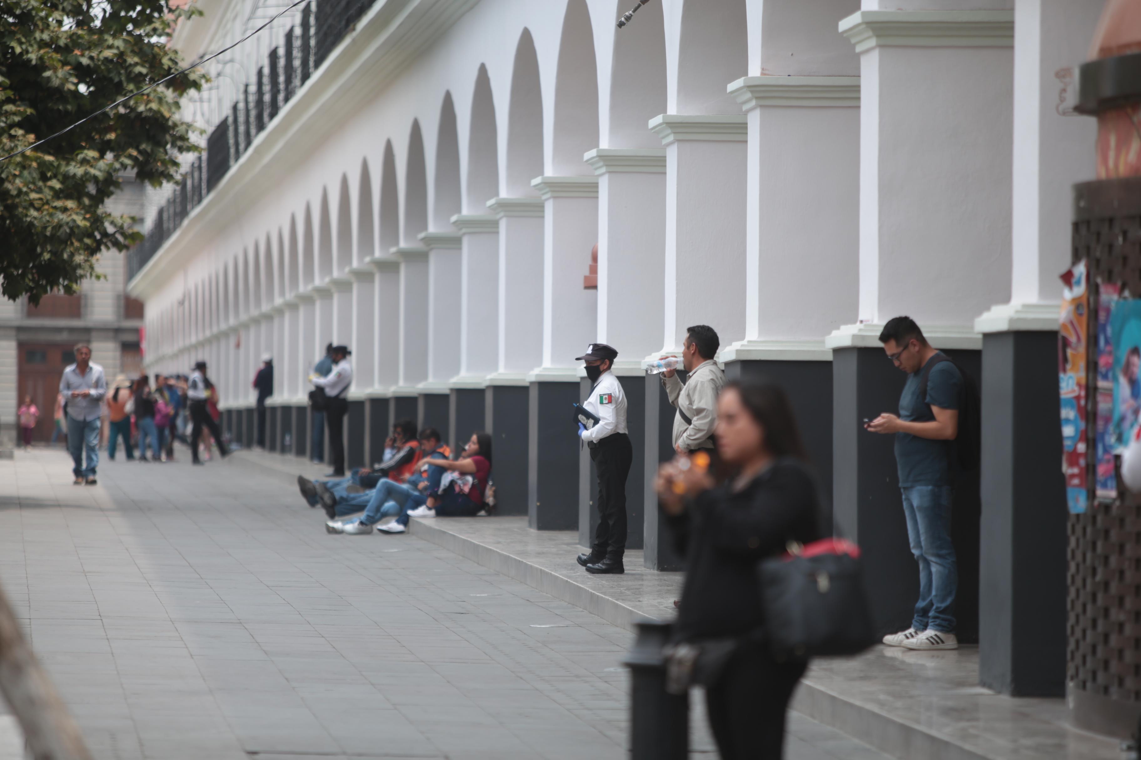 A través del sitio de covid-19, puesto en marcha por la dependencia estatal, Toluca registra un promedio de 44 casos nuevos de Covid-19 por día.