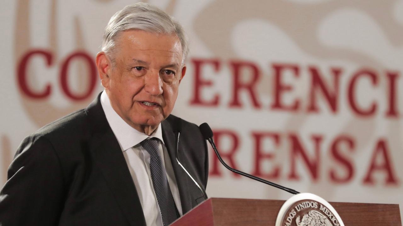 AMLO en la lista de personas amenazadas por el Cártel de Jalisco