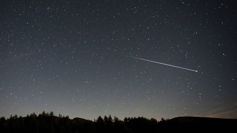 La lluvia de estrellas acuáridas es un fenómeno que se repite una vez al año, no te pierdas este avistamiento.