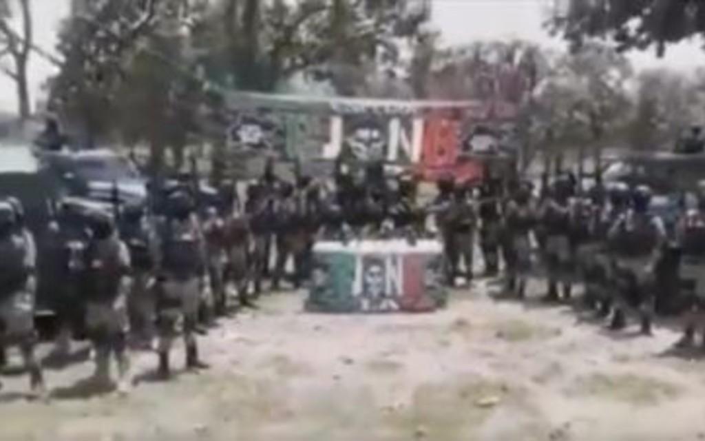 VIDEO   Nuevo video de CJNG  «Nuestra guerra no es contra el gobierno»
