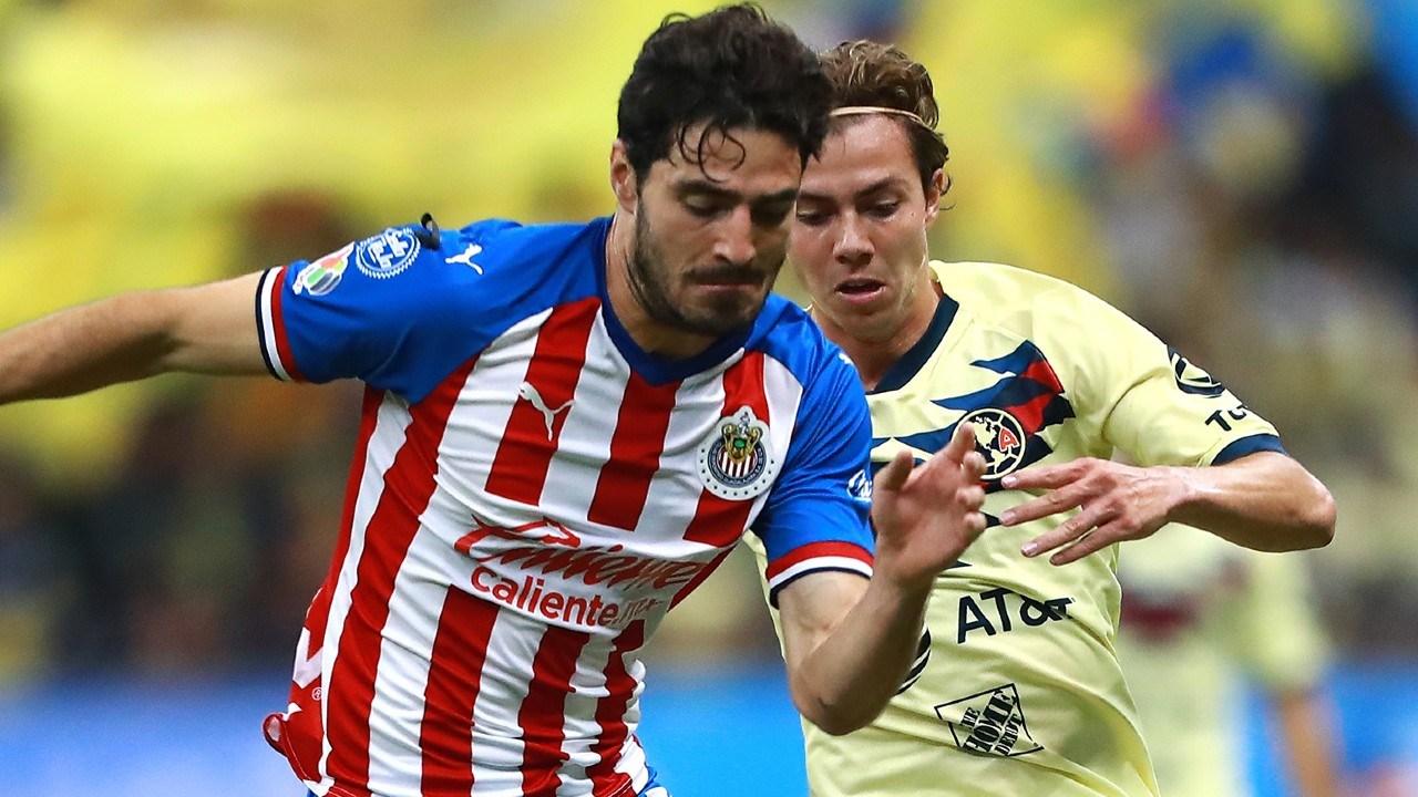 Conoce los últimos resultados entre Guadalajara y América rumbo al partido de esta noche