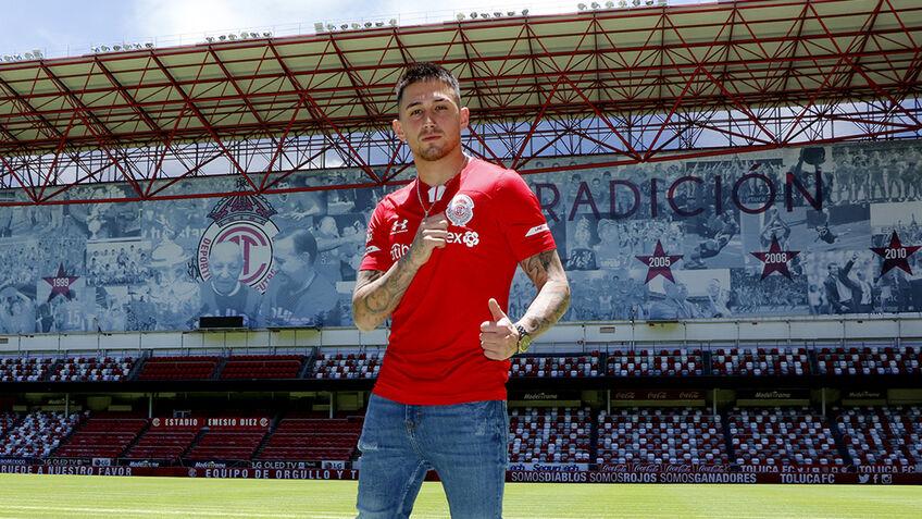 Datos que debes conocer de Pablo López nuevo refuerzo de Toluca FC
