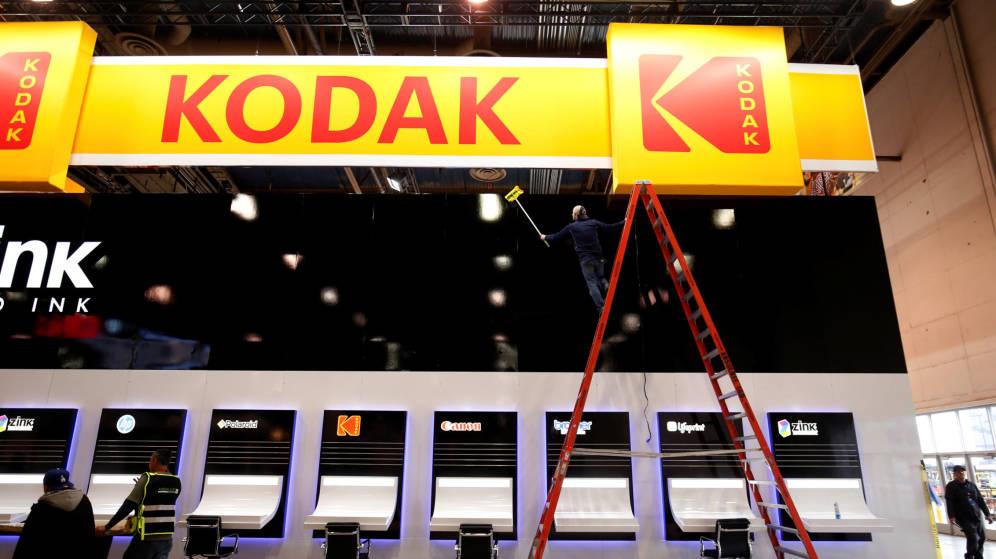 Kodak ahora produce medicamentos