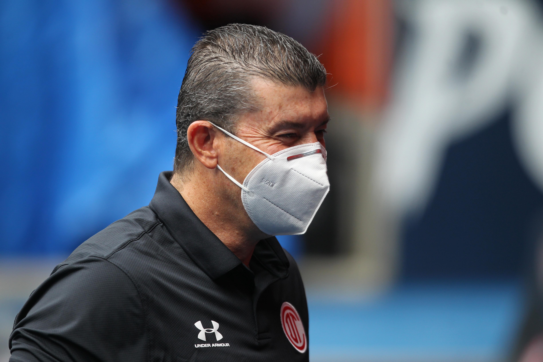 """Declaraciones del """"Chepo"""" de la Torres después de la derrota de Toluca ante Monterrey"""