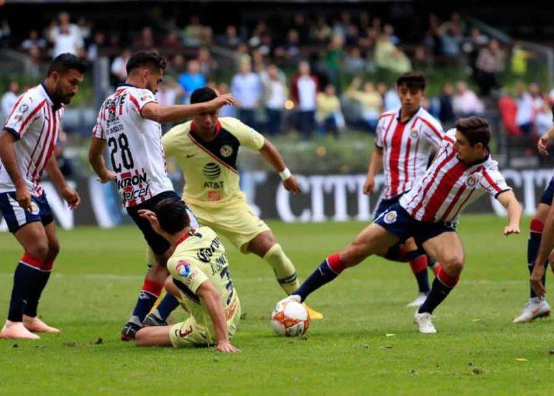 ¿Cuándo son los clásicos del fútbol mexicano, en el Torneo Guardianes 2020?