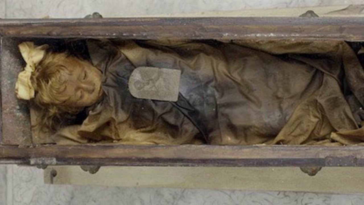 La momia más hermosa del mundo (VIDEO)