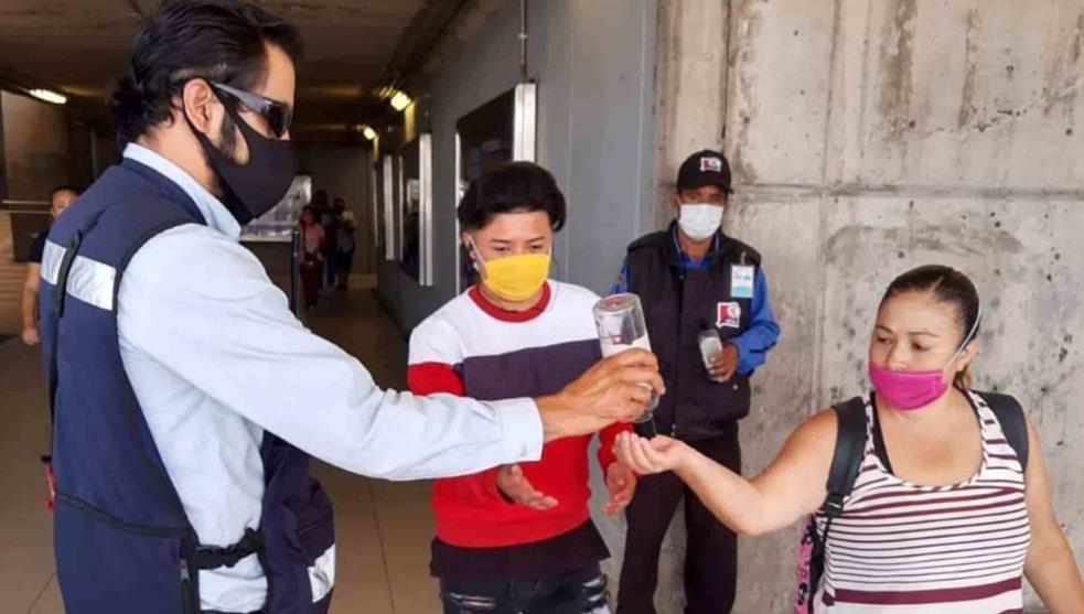 Sanciones económicas por no usar cubrebocas de hasta 8 mil pesos
