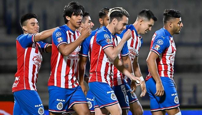 Casos positivos de Covid-19 en la Liga MX, en los últimos días