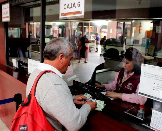 Ya puedes pagar tu predial y agua en Tesorería municipal de Toluca