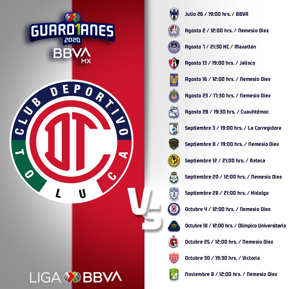 Torneo Guard1anes 2020 MX