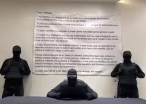 (Video) Tras atentado, amenazan a secretario de Seguridad de la CDMX, Omar García