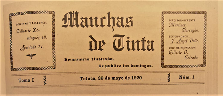 Así eran las primeras revistas de Toluca