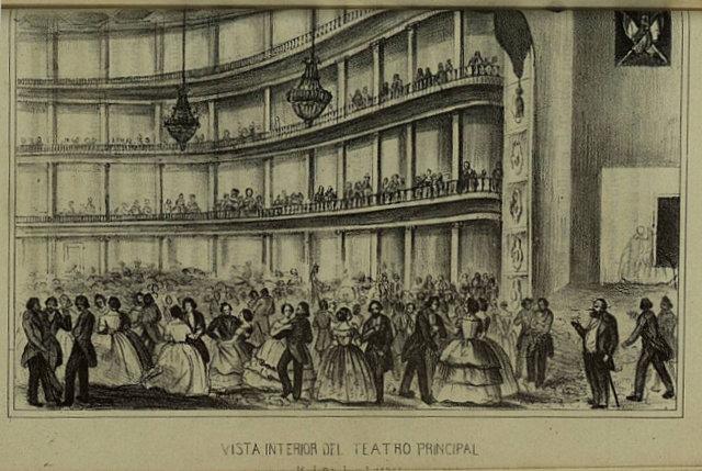 Teatros y cultura en Toluca en el siglo XIX