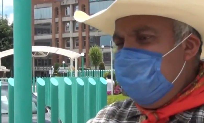 Engañan a Don Chuy – Deuda con el hospital no fue perdonada