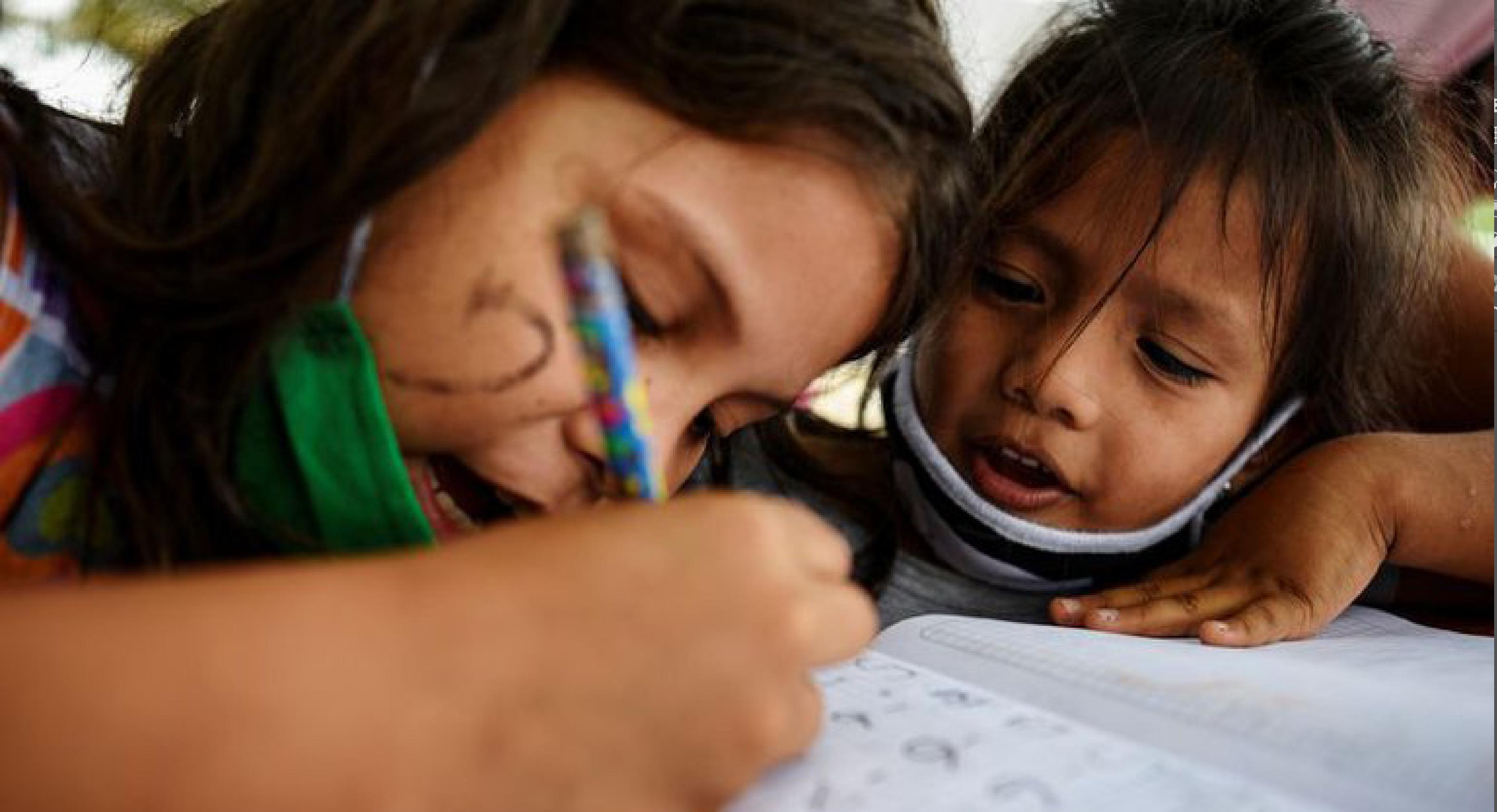 Horarios y canales Aprende en Casa ll Preescolar; Primaria y Secundaria del 24 al 28 de