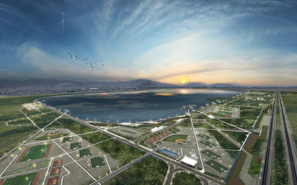 Parque ecológico del Edomex será uno de los más grandes del mundo