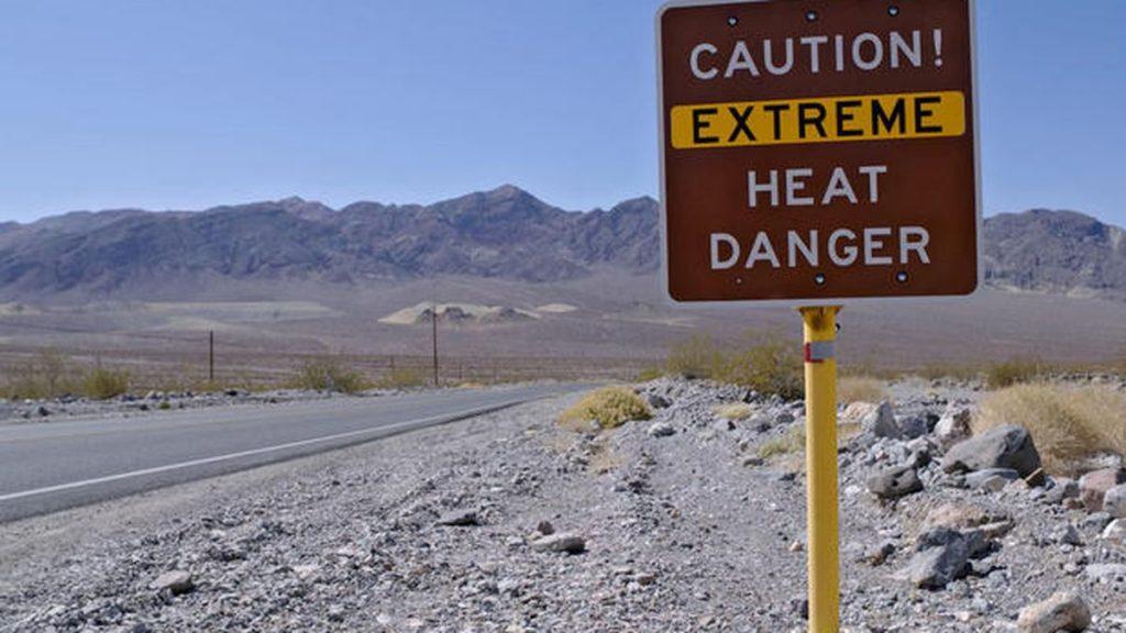 Valle de la Muerte en Estados Unidos: un verdadero infierno