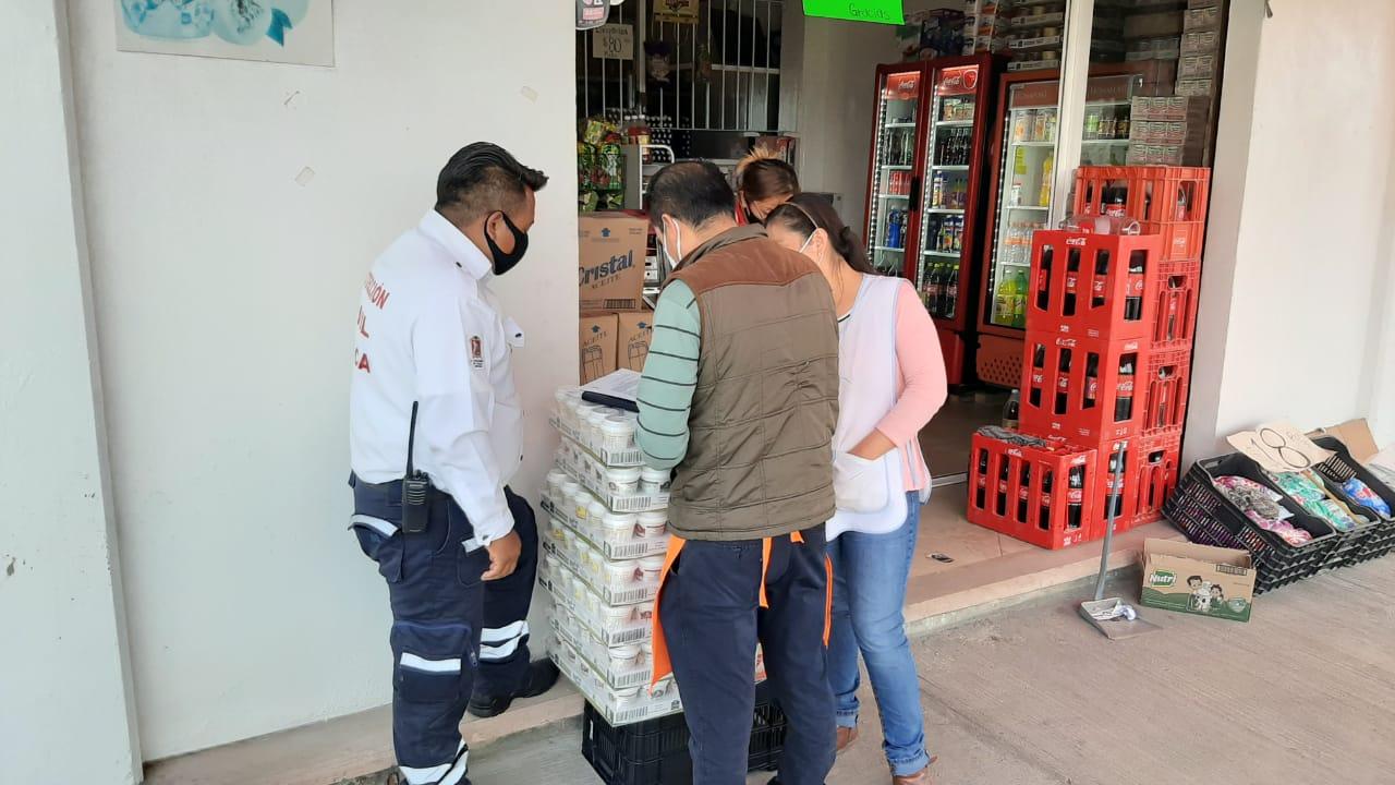 Suspenden 15 expendios clandestinos de cerveza en Toluca