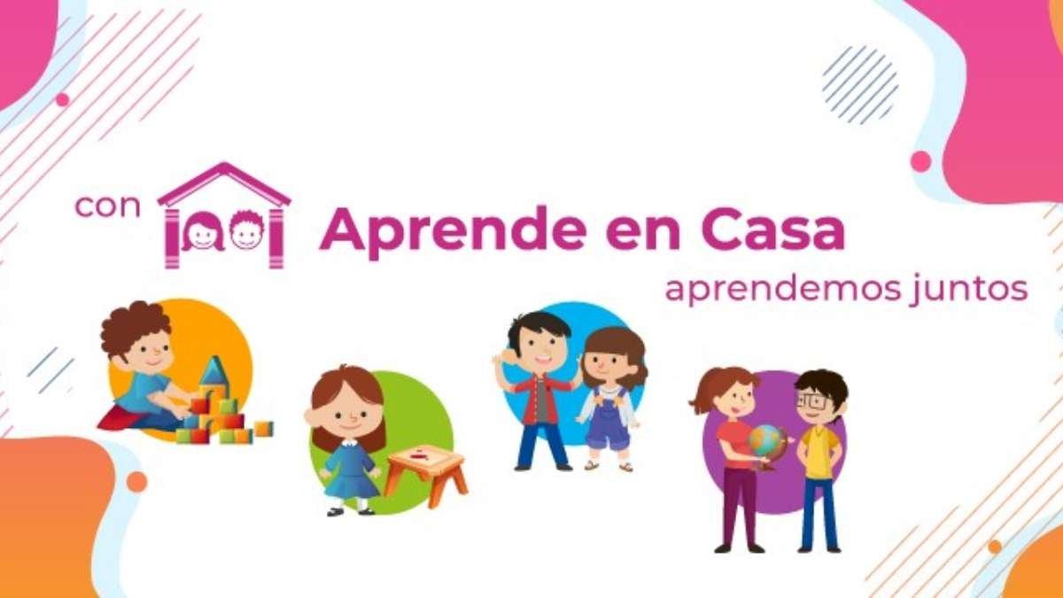 Estos son los canales que transmitirán Aprende en Casa II para Primaria, Secundaria y Bachillerato del ciclo escolar 2020-2021.