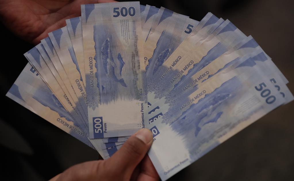 Inteligencia Financiera busca desaparecer los billetes de 500 y 1000 pesos