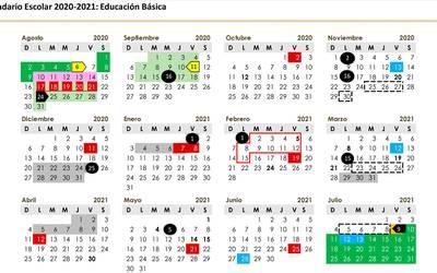vacaciones calendario-escolar-2020-a-2021