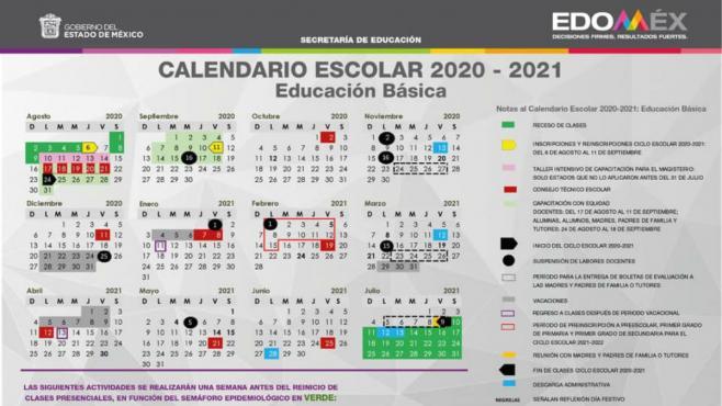 ¿Habrá suspensión de clases a distancia el 15 y 16 se septiembre en Edomex?