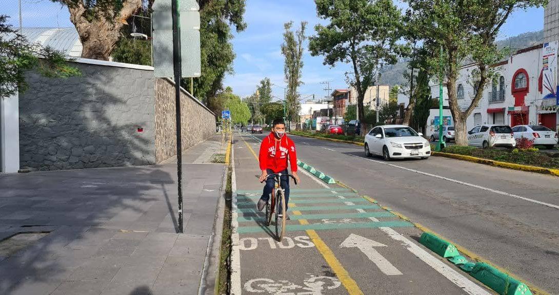 Usuario de Bicicleta es atropellado y tiene que pagar daños.