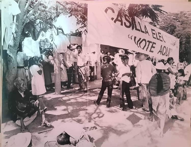 Continua lucha para construir Estado Caletano al sur del Edomex