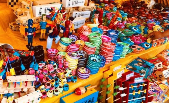 San Antonio la Isla, rescate del juguete tradicional mexicano
