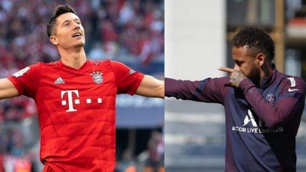 Final Champions League PSG vs Bayern