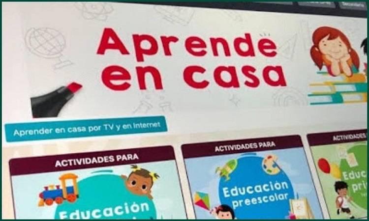 Horarios y canales de televisión para clases de Preescolar, Primaria y Secundaria