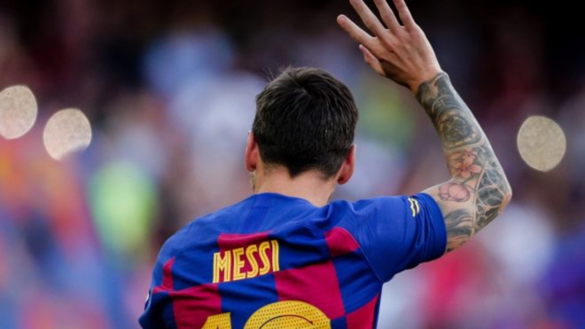 Lionel Messi dejará al Barcelona
