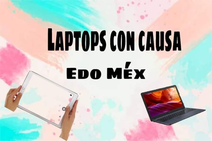 Ya puedes solicitar tu laptop en el Edomex