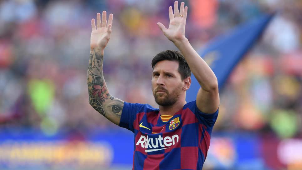 Clubes del mundo ofrecen trabajo a Lionel Messi