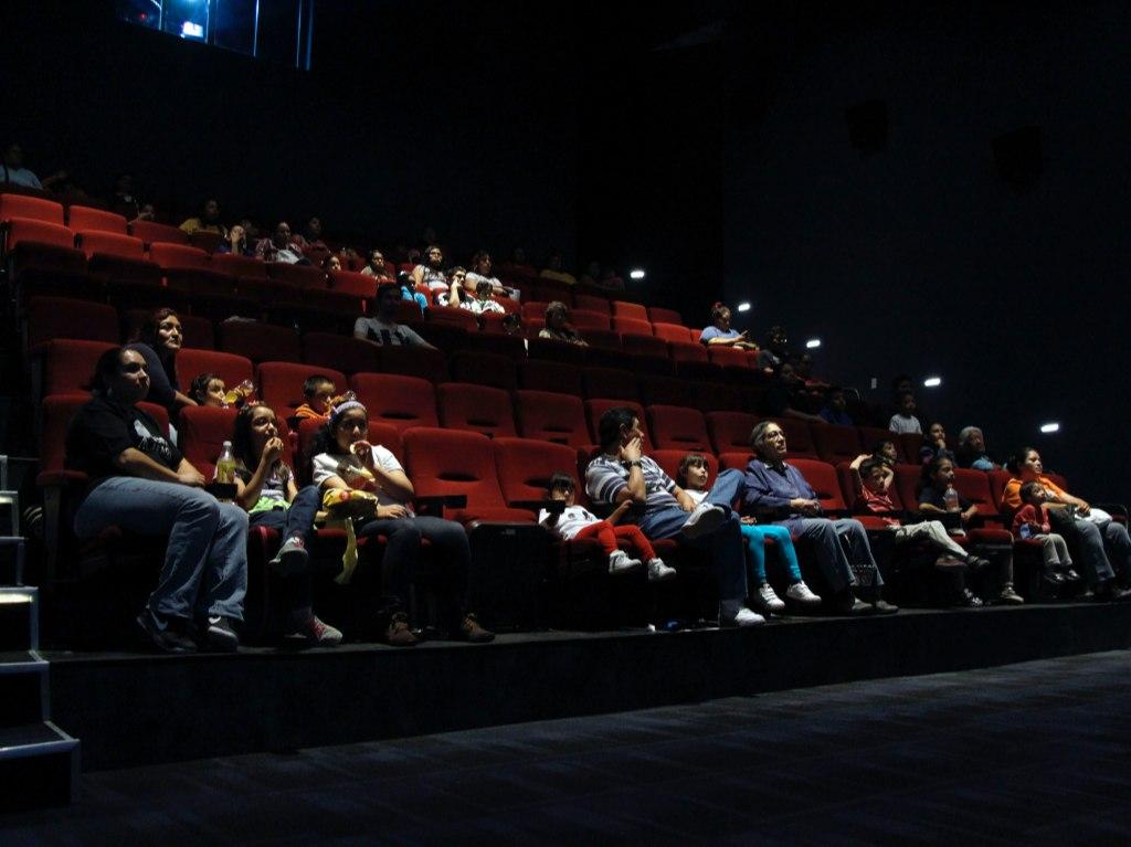 El cine ya puede reabrir en semáforo naranja