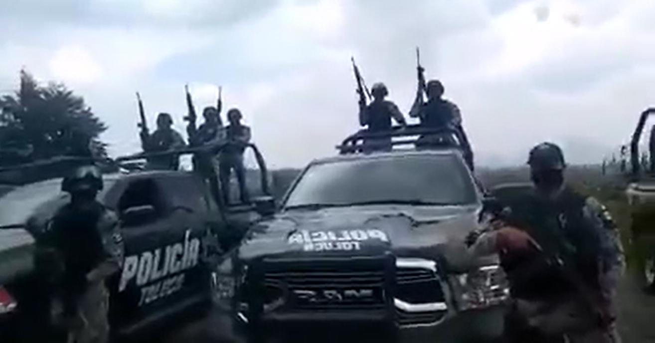 Tras VIDEO de «Somos gente del Chávez» suspenden a elementos de Seguridad Pública