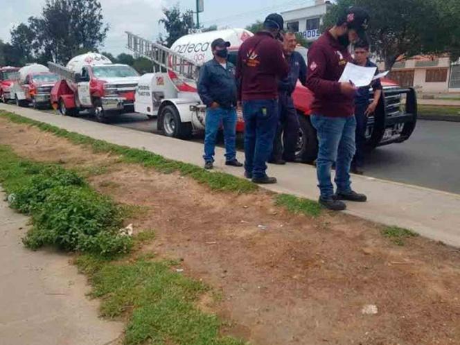 Gas Imperial es investigada por considerarse una gasera clandestina en Toluca.