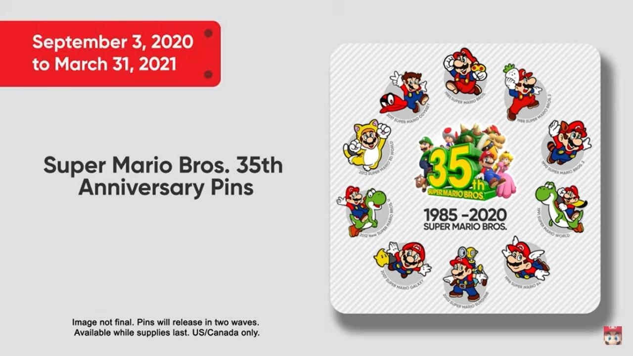 Las sorpresas de Mario Bros en su 35 aniversario