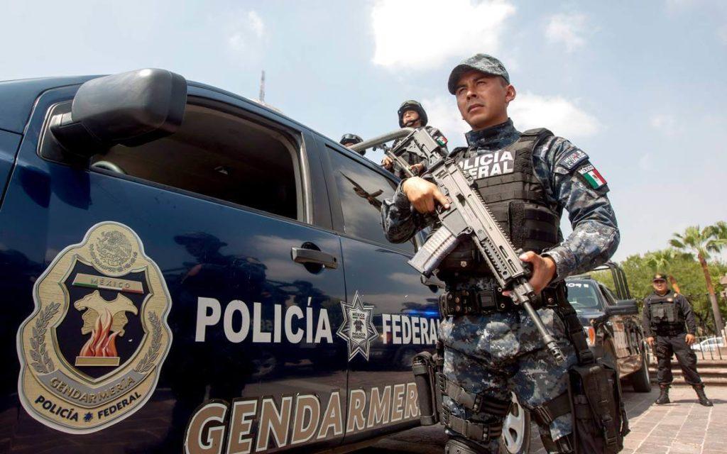 Abren convocatoria en Toluca para unirse a la Policía Federal