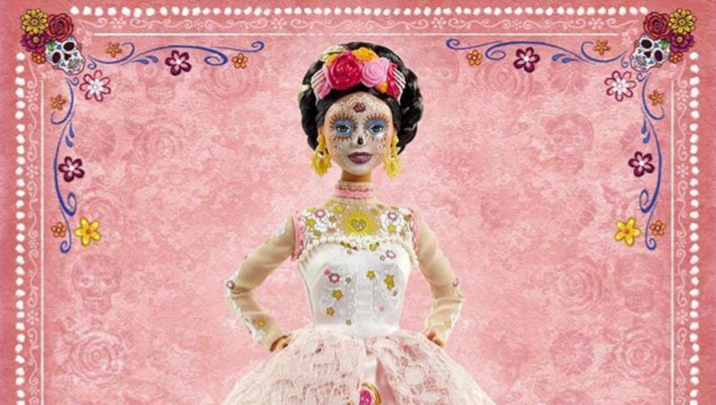 Barbie crea muñeca de colección conmemorativa del Día de Muertos
