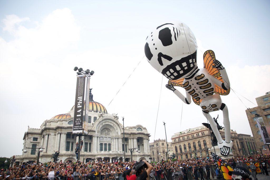 vConfirman Desfile de Día de Muertos CDMX 2020 2