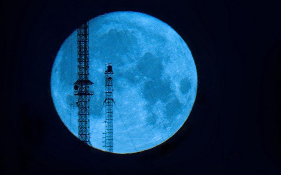En Halloween se podrá ver la última Luna Azul 2020