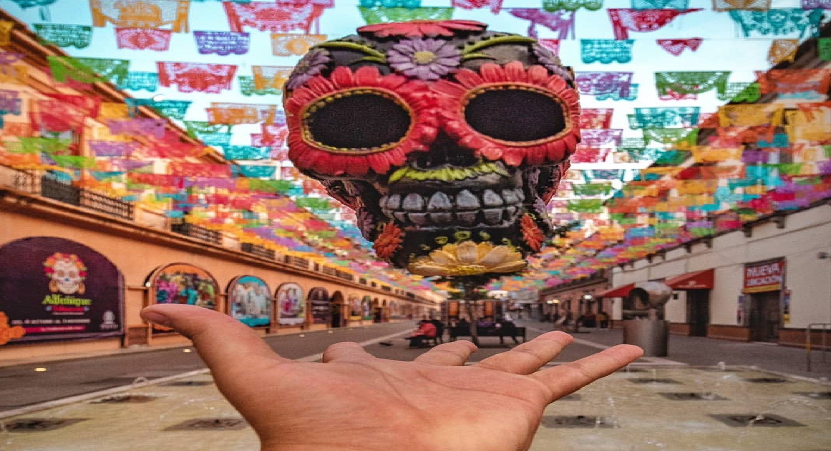 Feria del Alfeñique 2020 Te contamos todo o que debes de saber