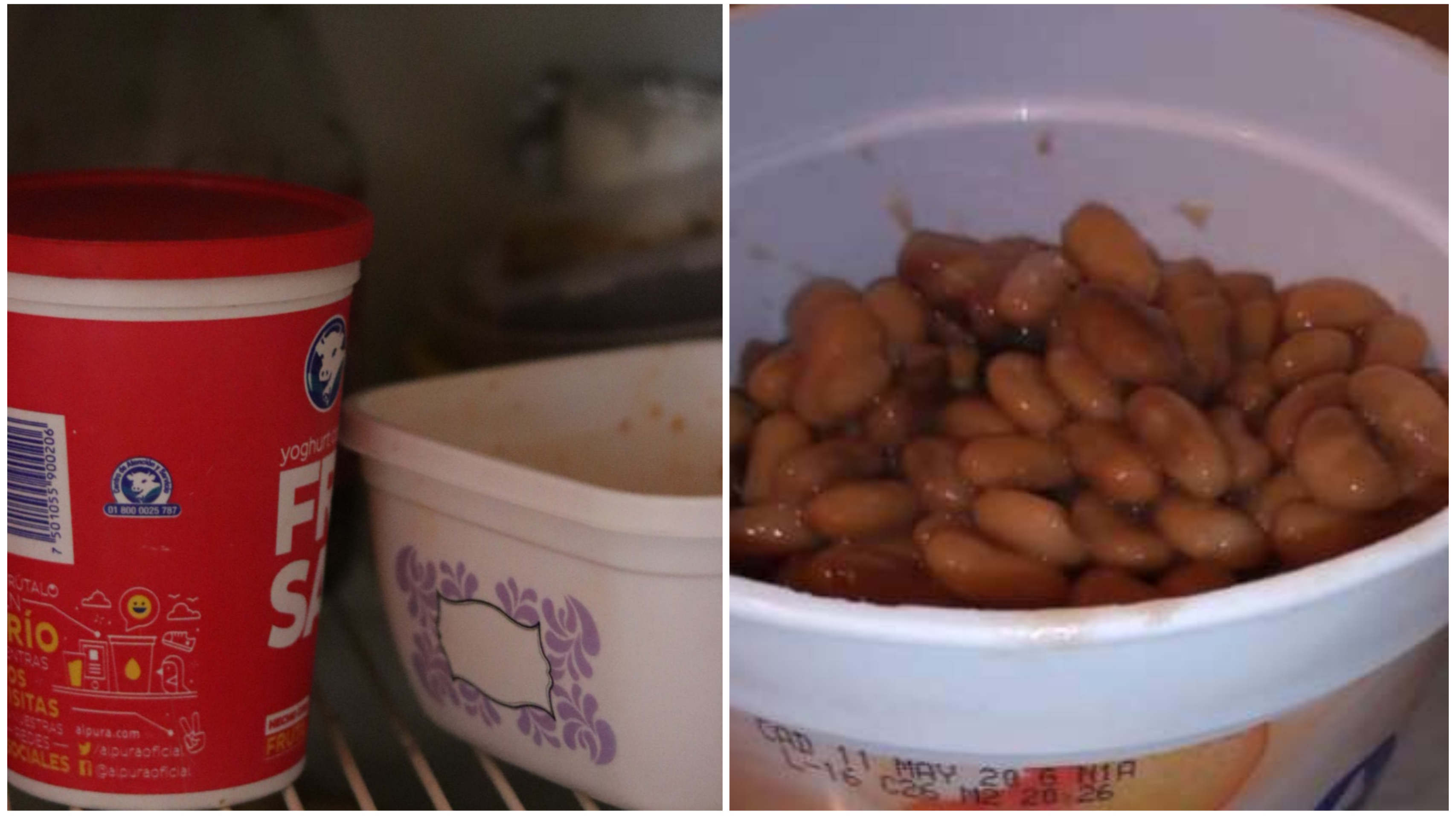 PROFECO alerta que, guardar alimentos en envases de plástico, pueden dañar la salud.
